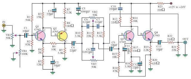 Make a Complete Power Amplifier for Home   Power ...