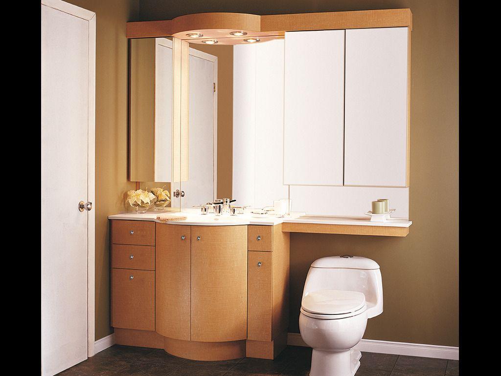 Salle De Bain Neo Shine ~ collection tango vanity counter extended over toilet contemporary