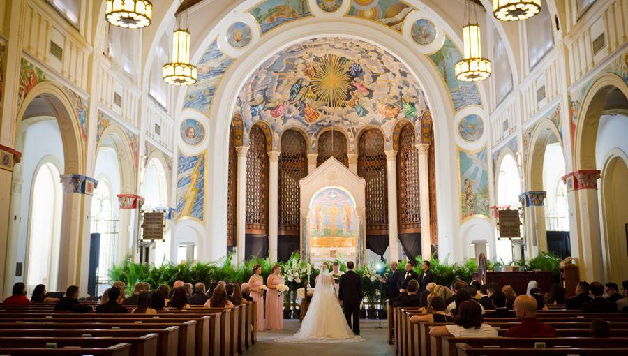 Florida Trinity Episcopal Cathedral in Miami, FL