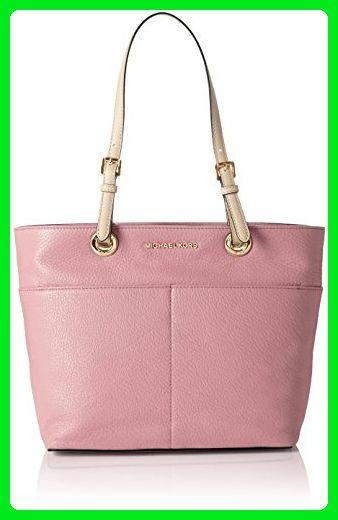 MICHAEL Michael Kors Bedford Pocket Tote Misty Rose - Top handle bags  ( Amazon Partner 763d535999