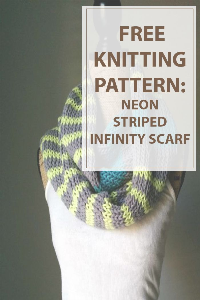Are looking a way to learn knitting jogless stripes and make ...