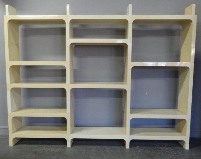 Modular Shelves By Olaf Von Bohr For Kartell Modular Shelving Modern Storage Shelves