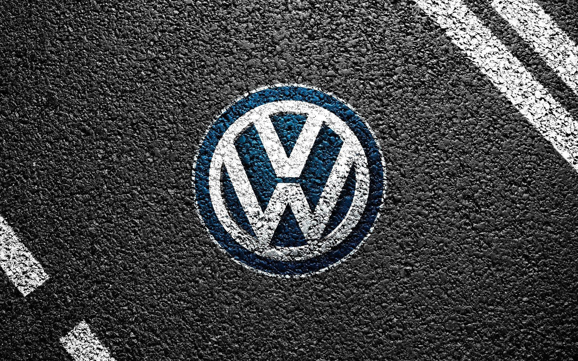 Volkswagen Logo Wallpapers Hd