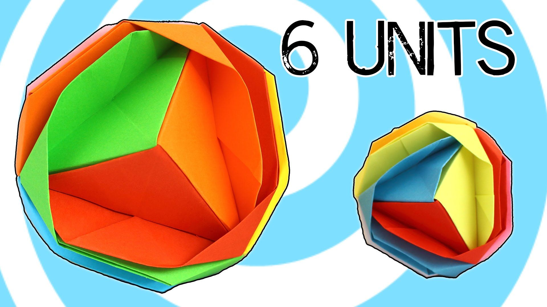 Modular Origami Japanese Brocade Tutorial Ishibashi Minako Anleitungen Deko