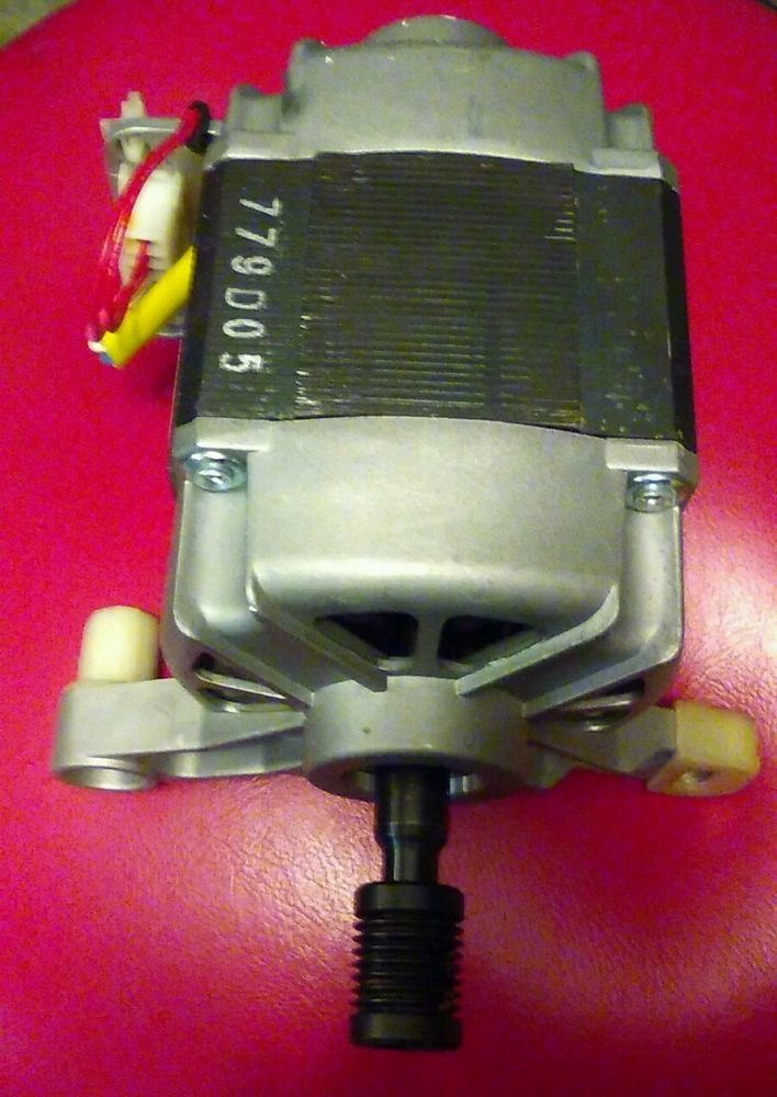 GE Front loader motor used for parts model #J52PWAAB0104 in