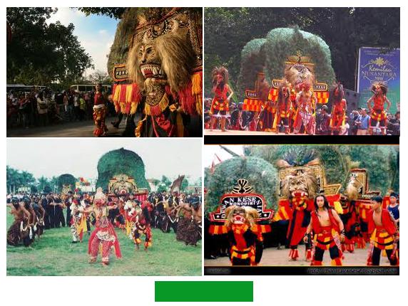 Reog Ponorogo merupakan salah satu budaya yang dimiliki