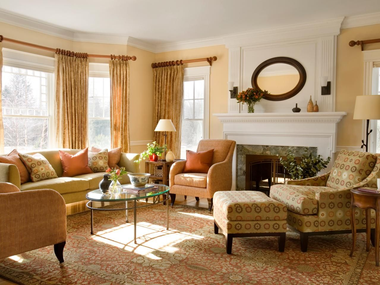 29+ Furniture arrangement for small living room ideas