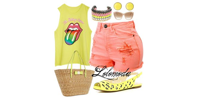 Fun and Functional Summer Outfit | lolomoda