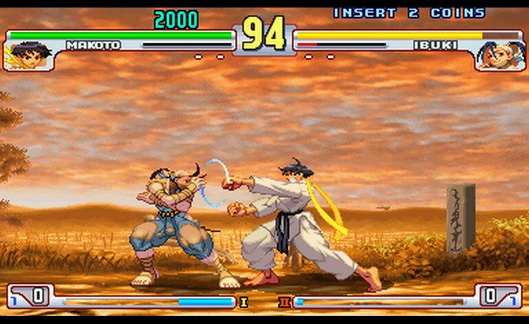 Play Street Fighter III 3rd Strike Fight for the Future