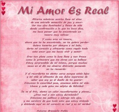 Poemas De Amor Para Mi Novia Largos Para Enamorar Que Rimen Poemas De Amor Poemas De Amor Para El Novio Poemas Para Enamorar