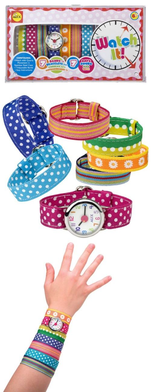 Other kids crafts 28145 alex toys do it yourself wear watch it kit other kids crafts 28145 alex toys do it yourself wear watch it kit solutioingenieria Choice Image