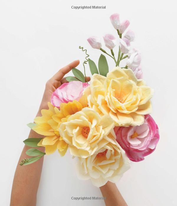 The Exquisite Book Of Paper Flowers A Guide To Making Unbelievably