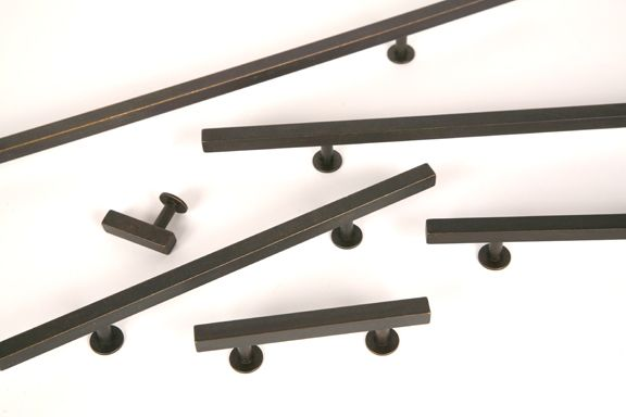 Oil Rubbed Bronze Bar Series