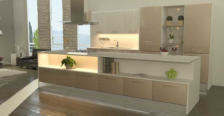 Kitchen Design 2013 Is About Geing Creative With Styles  Virtuvė Custom Kitchen Design 2013 Design Ideas