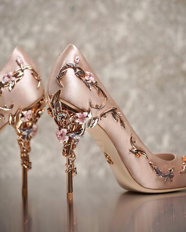 Websta Fashionairy What Padme Amidala Might Have Worn To Her Wedding Ralph Wedding Shoes Ralph And Russo Shoes Heels