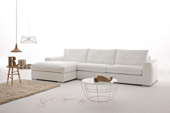 Tino Mariani divani e poltrone | Divano pelle, Divani e ...