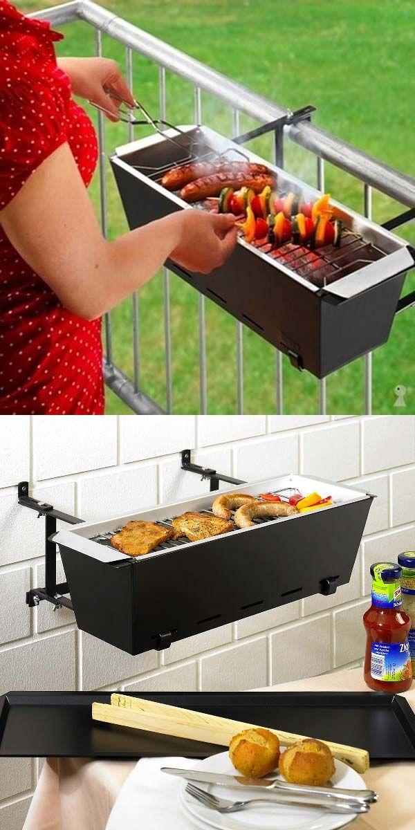 slender bbq grill deko f r barbecue grill abende pinterest grillen wohnung k che und. Black Bedroom Furniture Sets. Home Design Ideas