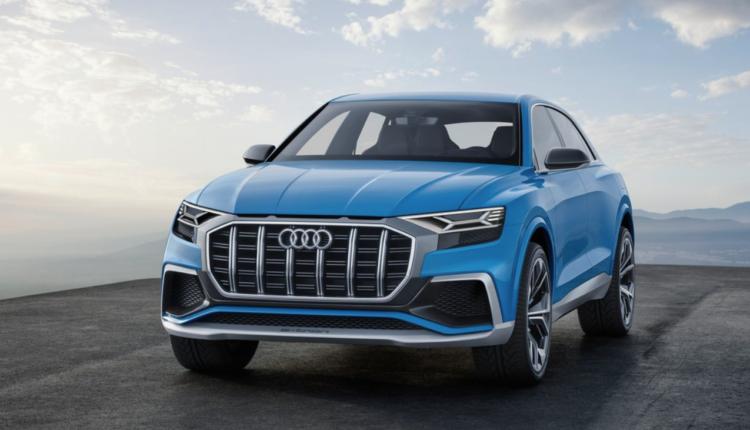 2018 Audi Q8 Concept Suv Concept Cars Audi Car