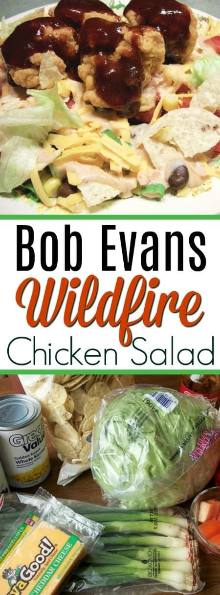 Copycat Recipe: Bob Evans Wildfire Salad - Savings Lifestyle