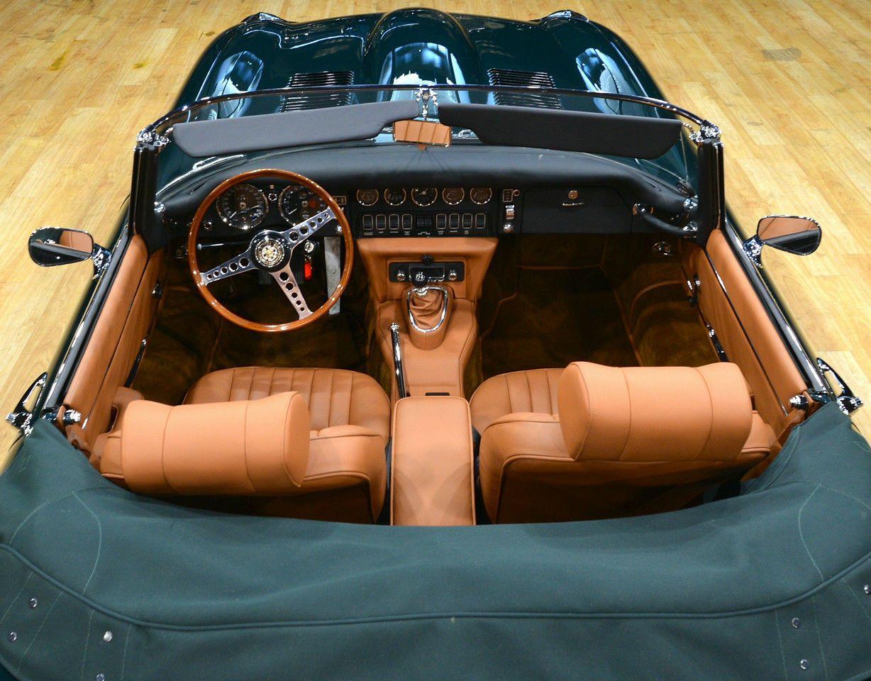 1968 Jaguar E type Series 2 Roadster Left Hand Drive. | eBay