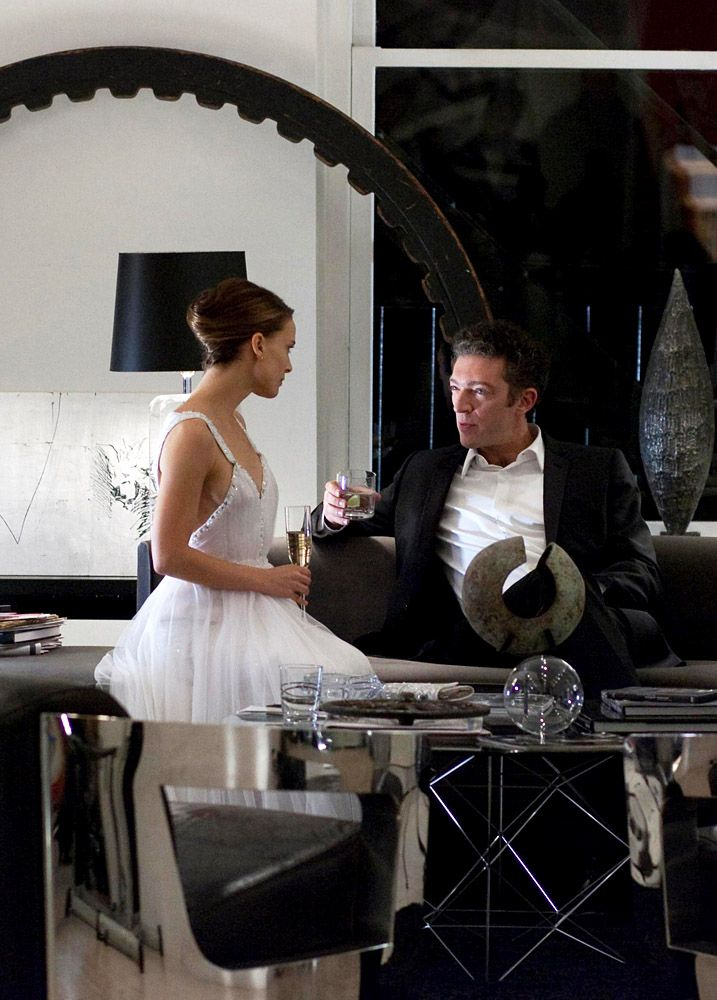 Natalie Portman Vincent Cassel in Black Swan in 2019 ...