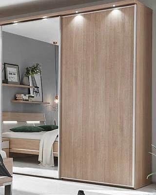 Staud Schlafzimmer Schrank Sinfonie Plus Spiegel Dekor wählbar - schränke für schlafzimmer
