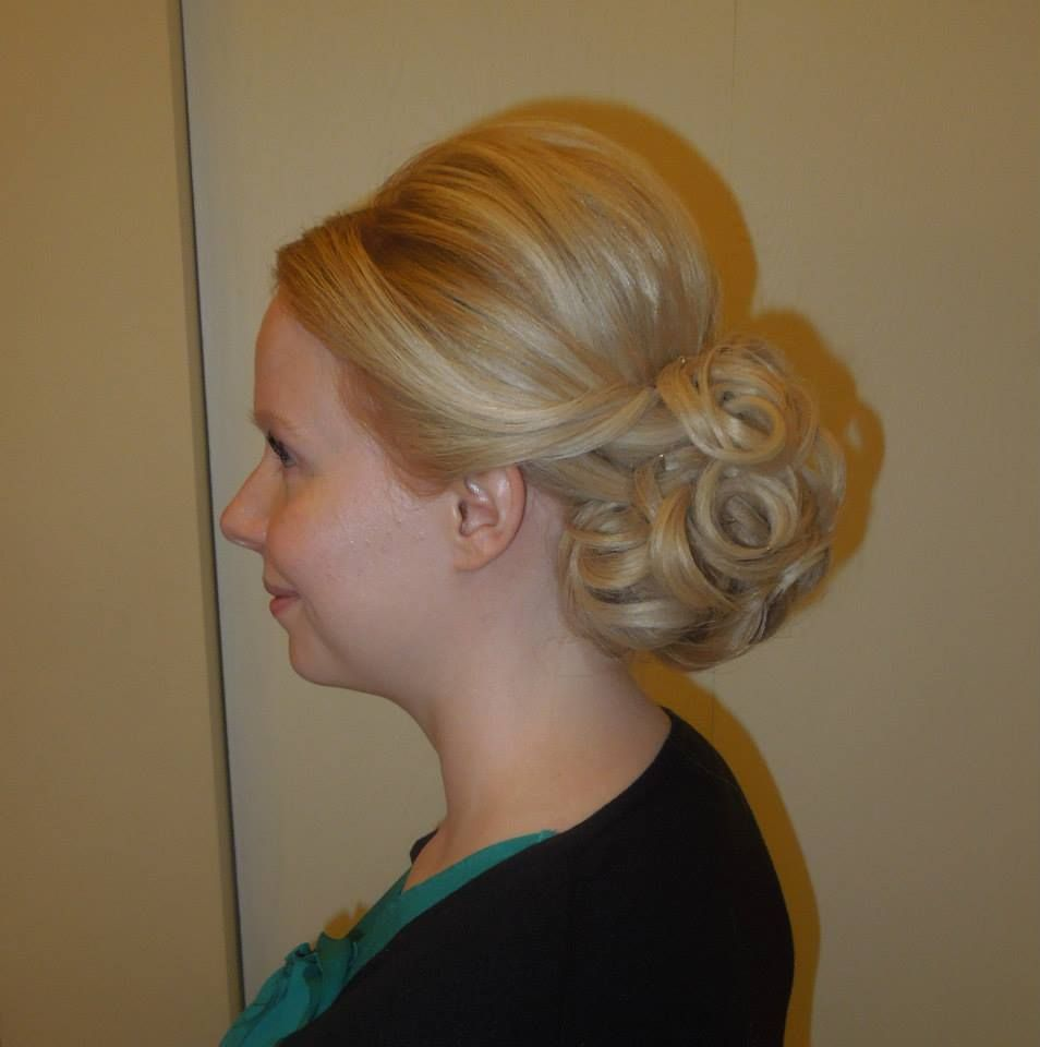Formal hair wedding hair updo prom hair by christy simply