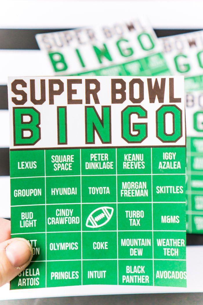 Super Bowl Karten