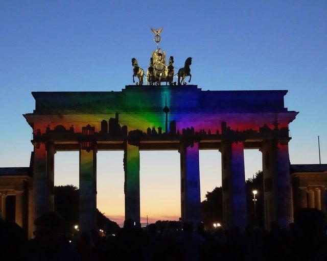 Berlin Festival Of Lights Berlin Film Festival Berlin Festival Festival Lights