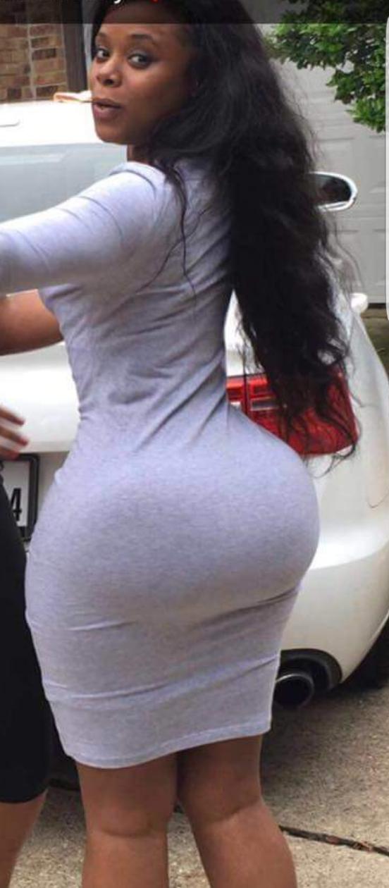 beautiful sexy black ass booty