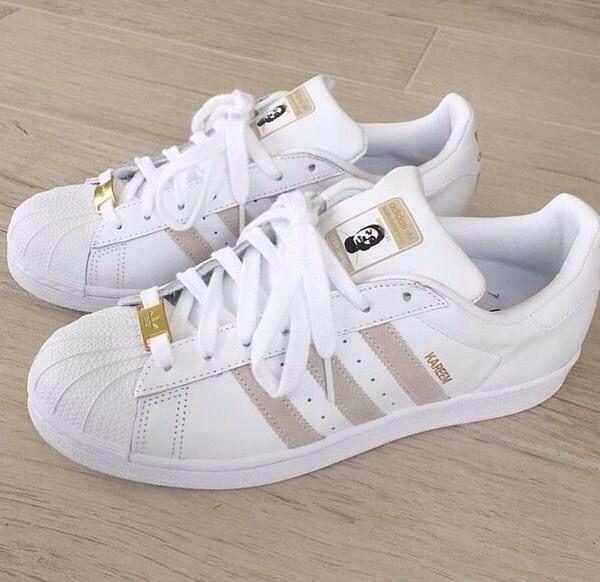 basket blanche femme adidas mcd