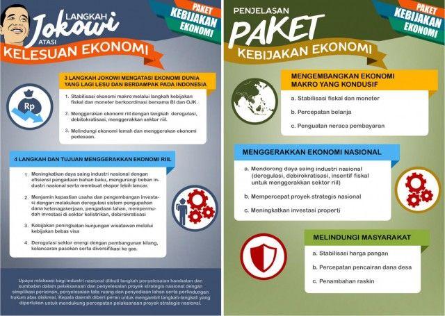 Satu Tahun Nawacita Jokowi-JK (Bagian 11)