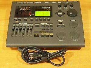 Roland TD10 Drum Module Brain TD10 20 12 9 8 7 6V 5 4 3
