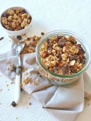 Granola aux noisettes et pépites de chocolat – du bio dans mon bento#aux #bento #bio #chocolat #dans #granola #mon #noisettes #pepites