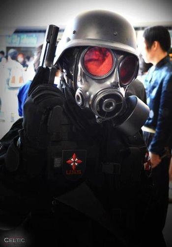 Hunk Resident Evil Rik Resident Evil Evil Survival Games