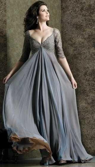 Moda Estilo Y Distinción Para Gorditas Elegantes Vestidos