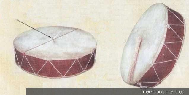 Resultado de imagen para caja chayera instrumentos musicales atacameños