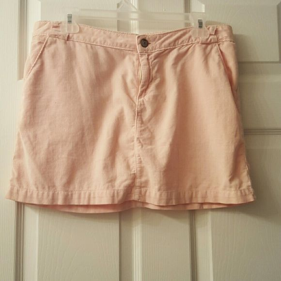 Paper Denim & Cloth Corduroy Skirt Pale pink corduroy. Never worn, excellent condition. Paper Denim & Cloth Skirts Mini