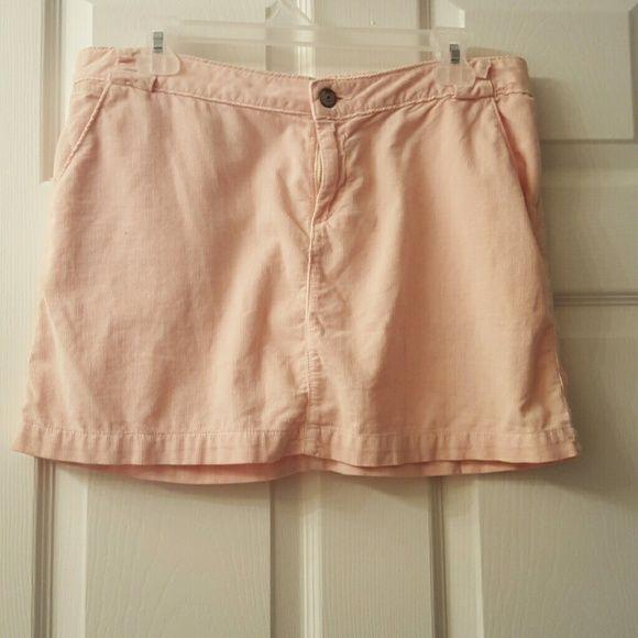Paper Denim & Cloth Corduroy Skirt Pale pink corduroy. Never worn, excellent condition. Paper Denim & Cloth Skirts Mini