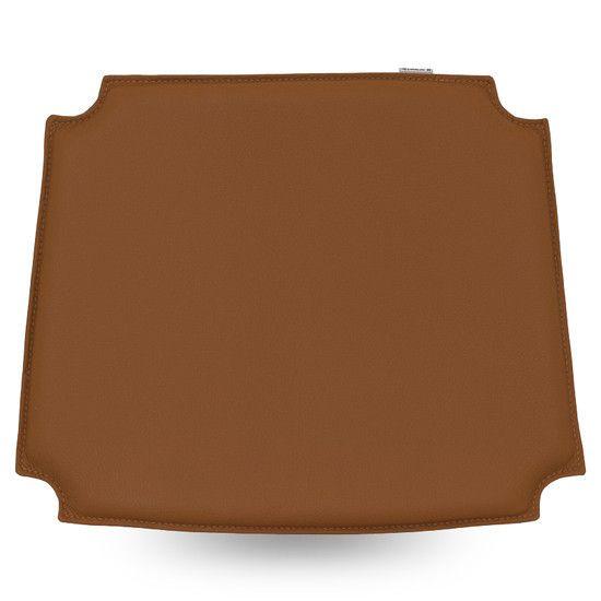 Chaise Lounge Sofa CH Wishbone Chair Leather Seat Cushion