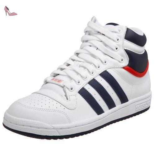 adidas TOP TEN BLANC BLEU originals G09836 (40 23