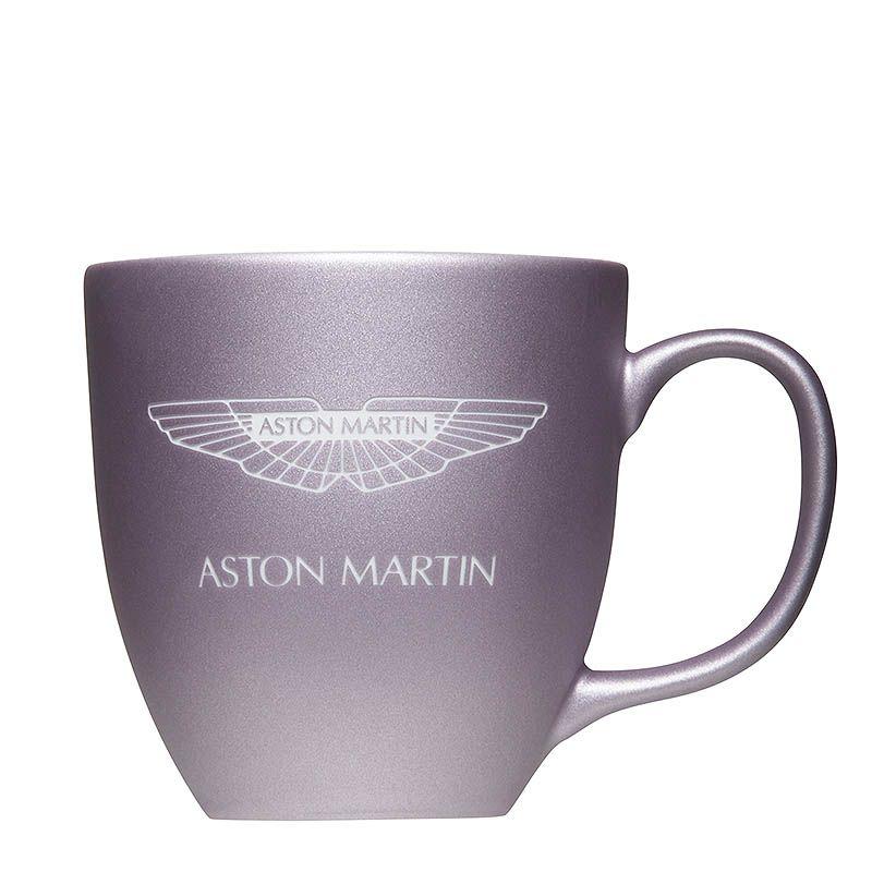 aston martin tasse mit hydroglasur velvety und logo. Black Bedroom Furniture Sets. Home Design Ideas