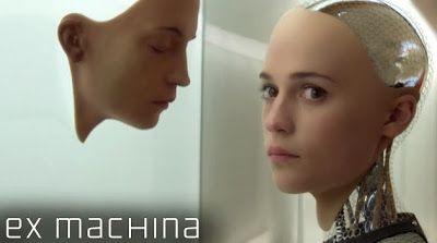Ex Machina   Filme Trailer
