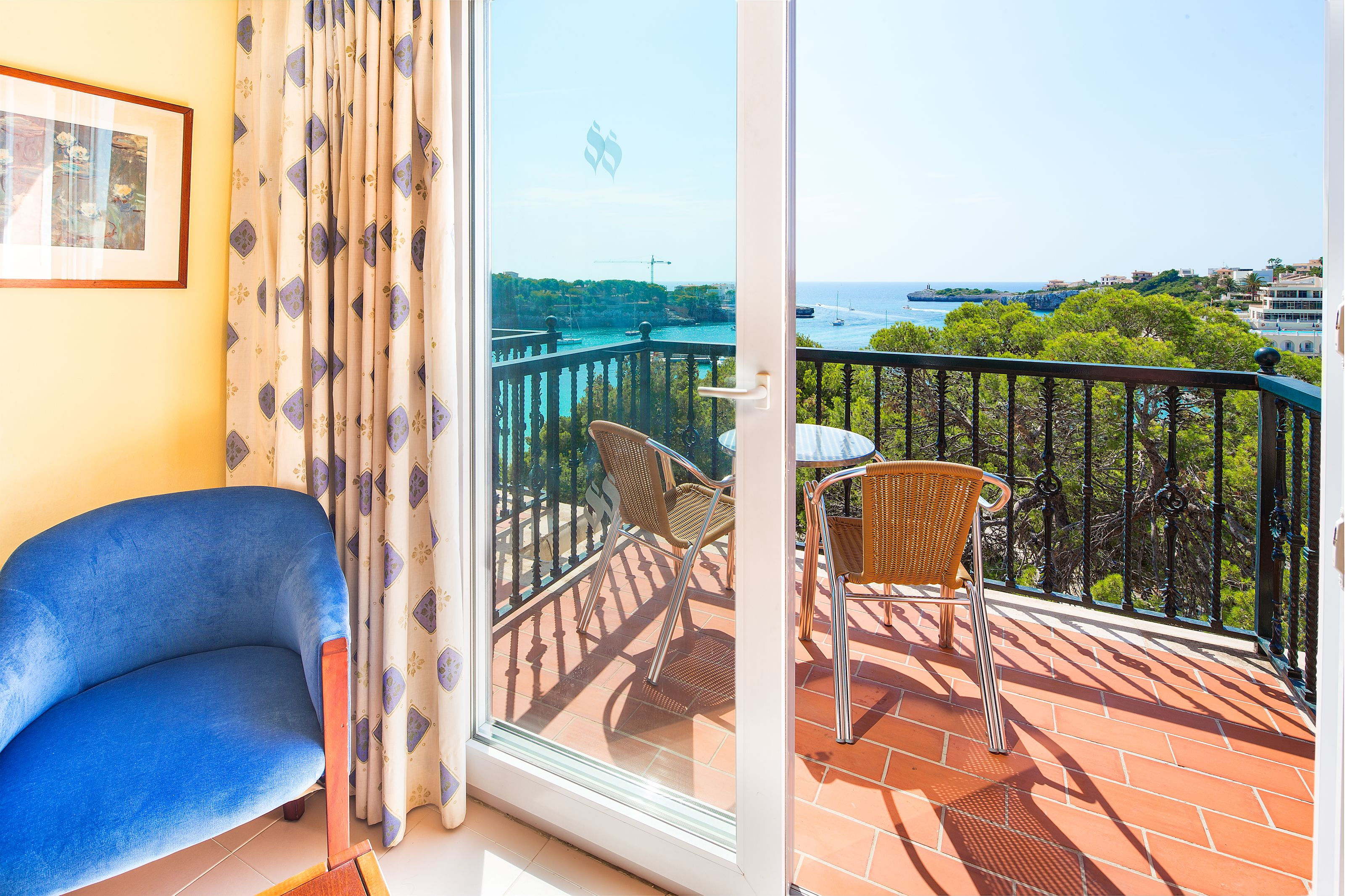 Mallorca Private Marina Real Club De Nautico De Palma S Terrace  # Muebles Hermanos Miquel Manacor