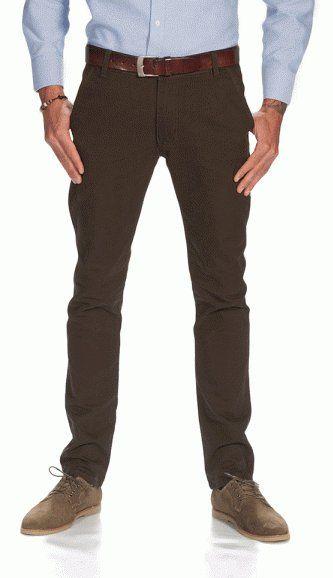 a638910530803 Resultado de imagen para como usar un pantalon cafe hombre