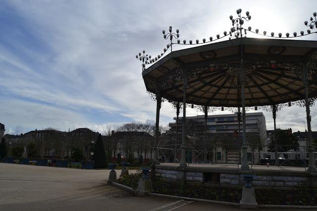 Angers - Jardin du Mail - Jardin - Kiosque - City Guide - Bonnes ...