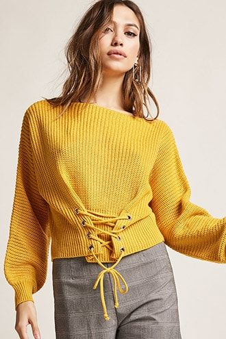 575668d61e14 Women's Sweaters & Cardigans | Oversized, Fitted & Ribbed | Forever21