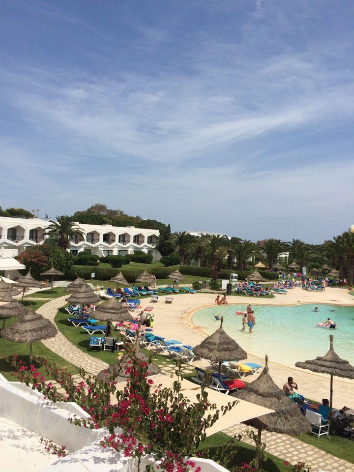 Hotel Sentido Phenicia A الحمامات Gouvernorat De Nabeul Lieux De Vacances Vacances Lieux