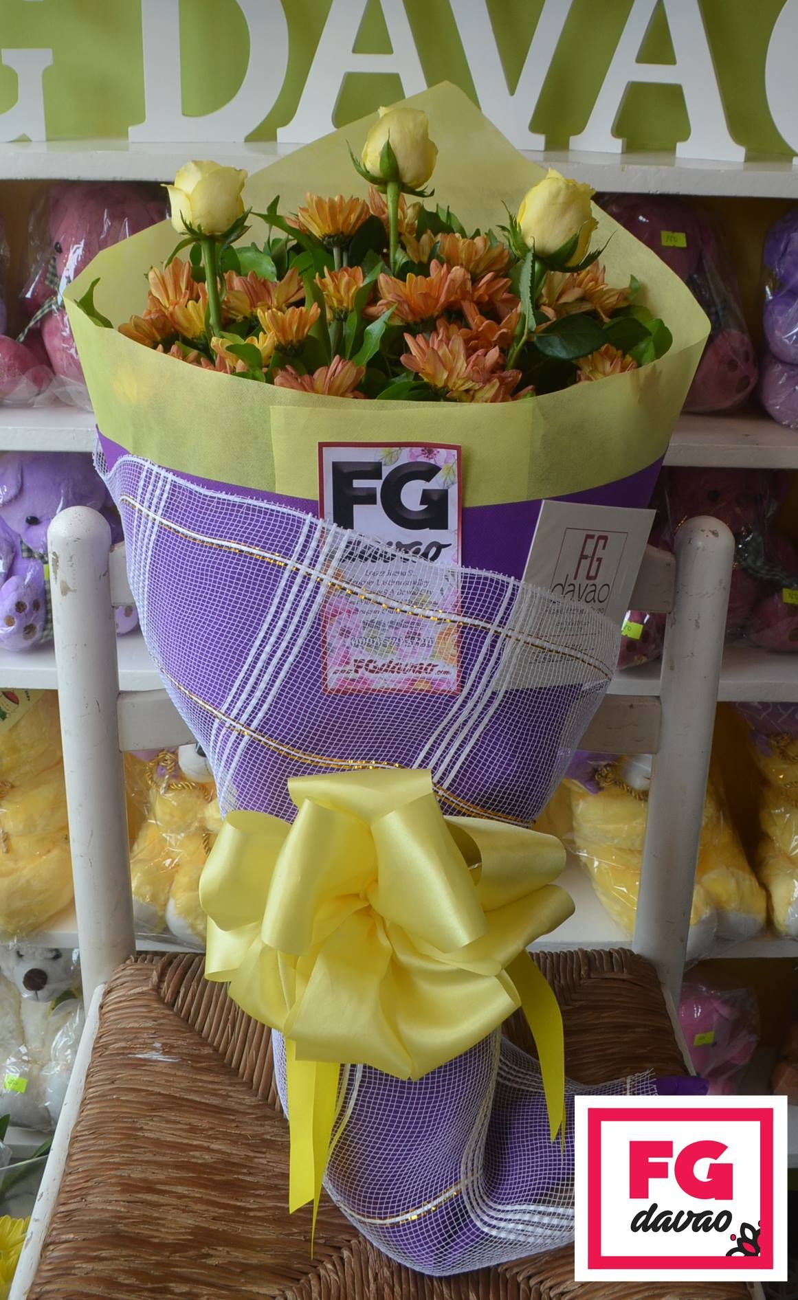 Pin By Fg Davao On Flower Bouquets Online Flower Shop Flower Shop Flowers Bouquet