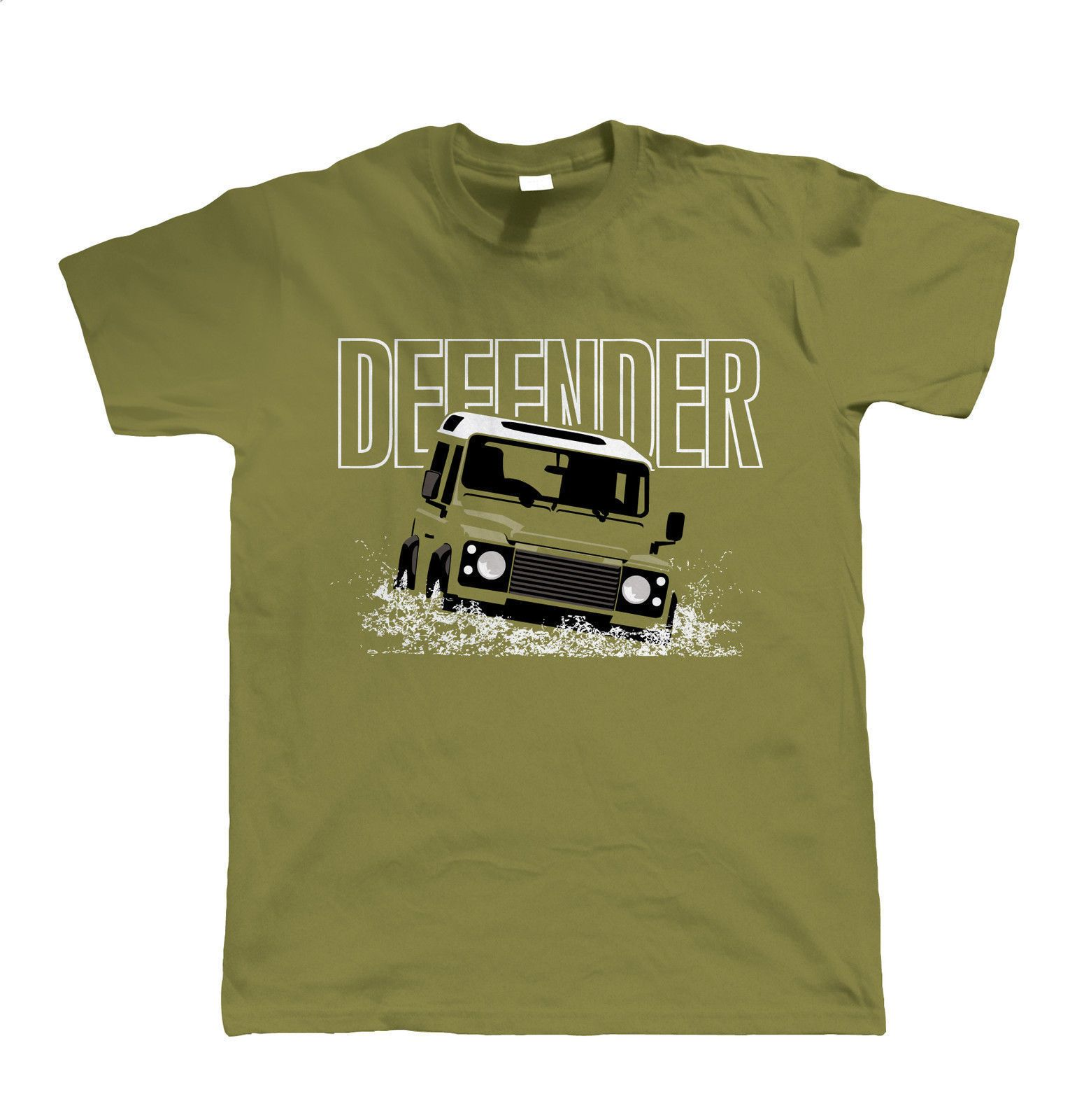 Land Rover Defender T Shirt Gift Dad Fathers Day Defender Land Rover Defender Land Rover